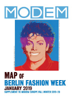Modem Map Map Berlin Jan.19