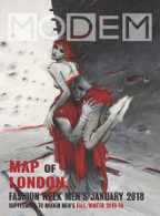 Modem Map London Men's Jan.18