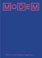 Modem Map Map London Men's Jan.20