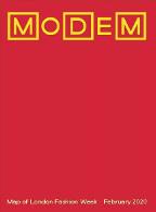 Modem Map Map London W's Feb 20