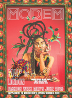 Modem Map Map London Men's June 19
