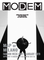 Modem Map Map Milano Men's Jan.19