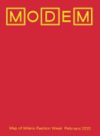 Modem Map Map Milano Women's Feb.20