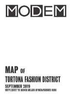 Modem Map Milano W's Tortona Sep.19