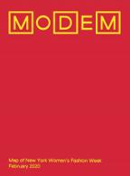 Modem Map Map New York Feb.20