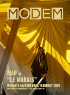 Modem Map Map Paris Le Marais W's Feb.19