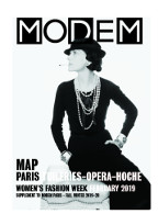 Modem Map Paris Tuileries W's Feb.19
