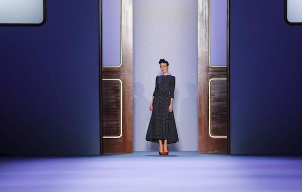 France paris ilja and ulyana sergeenko join la chambre for Chambre syndicale de la haute couture