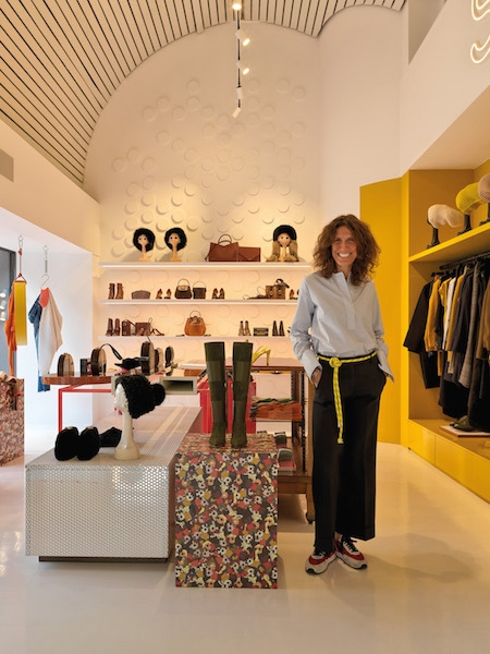 Milaura Milano Dress Code Unveils The New Store Modem Mag Modemonline Com