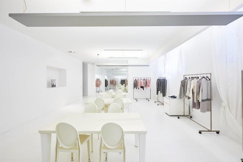 pretty nice 77778 d273c Zappieri Milano | multi-label showrooms | mini web sites ...