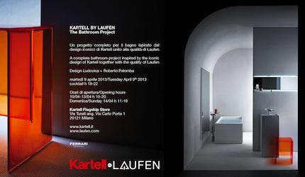 KARTELL / LAUFEN | design weeks | modemonline.com