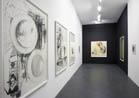 """Jorge Queiroz, Scènes du monde flottant, Galerie Nathalie Obadia, Paris, October - November 2009"""""""