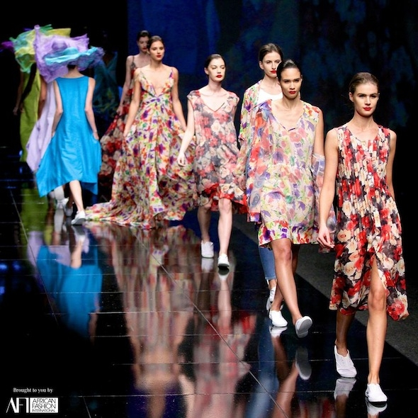 South Africa Cape Town Africa Fashion International Is Back In Full Force Modem Mag Modemonline Com